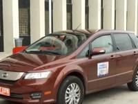 Director Nacional de Energía participa en pruebas con autos eléctricos