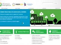 La DNE renueva su sitio de Eficiencia Energética